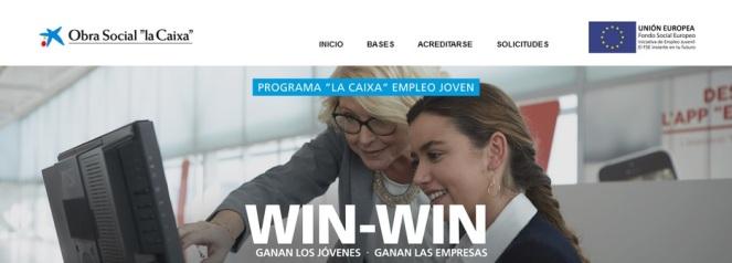 Programa-La-Caixa-empleo-joven